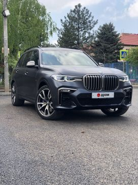 Краснодар BMW X7 2019