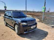 Домодедово Range Rover 2011