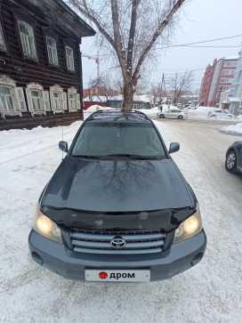 Томск Highlander 2002