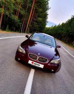 Югорск BMW 5-Series 2006