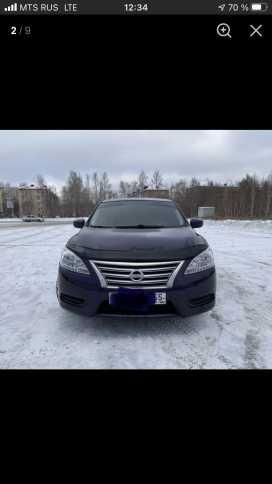 Омск Nissan Sentra 2015