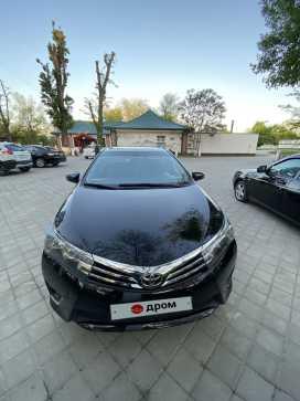 Ахмат-Юрт Corolla 2013