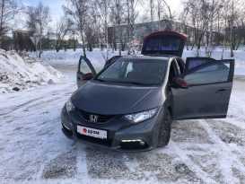 Иркутск Civic 2012