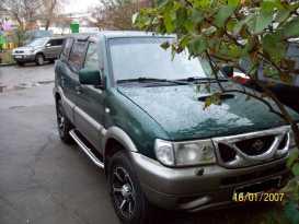 Барнаул Terrano II 2001