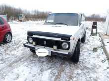 Дмитриев 4x4 2121 Нива 1997