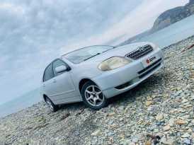 Анапа Corolla 2001