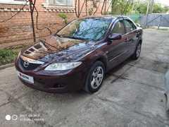 Динская Mazda6 2005