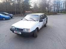 Москва 2108 1987