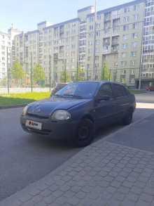 Санкт-Петербург Clio 2000