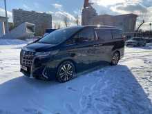 Москва Alphard 2019