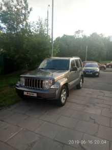 Москва Cherokee 2011