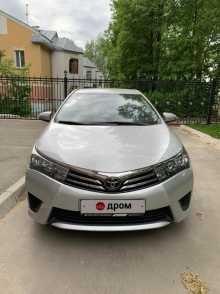 Йошкар-Ола Corolla FX 2013