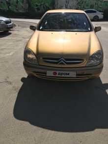 Краснодар Xsara 2001