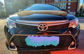 Сочи Toyota Camry 2016