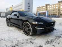 Москва Mustang 2018