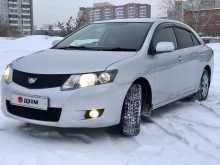 Красноярск Allion 2009