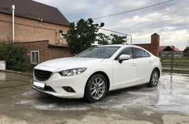 Гудермес Mazda6 2015