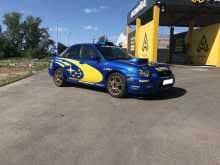Челябинск Impreza WRX STI