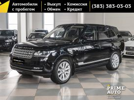 Новосибирск Range Rover 2014