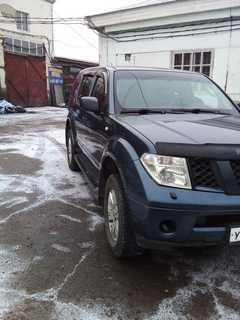 Улан-Удэ Pathfinder 2005