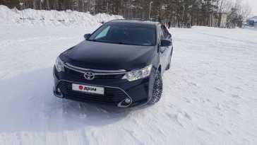 Баево Toyota Camry 2015