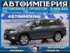 Красноярск Highlander 2013