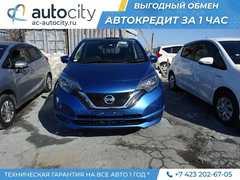 Владивосток Nissan Note 2017