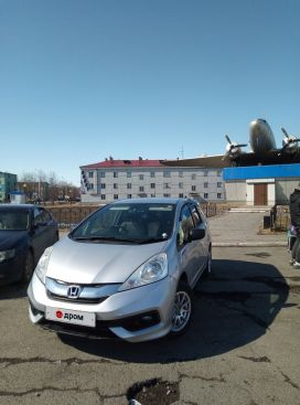 Петропавловск-Камчатский Fit Shuttle 2013