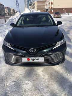 Сургут Toyota Camry 2018