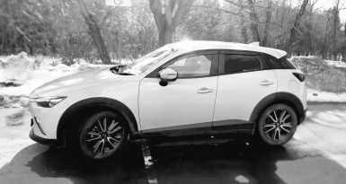 Омск Mazda CX-3 2015