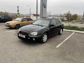 Севастополь Impreza 2003