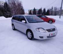 Барабинск Corolla Fielder
