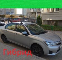 Севастополь Corolla Axio 2014