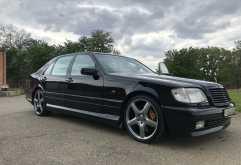 Дивное S-Class 1998