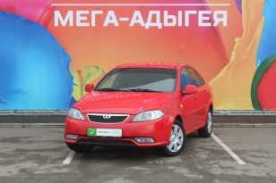 Краснодар Gentra 2014