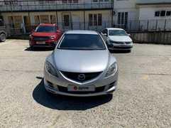 Сочи Mazda6 2008