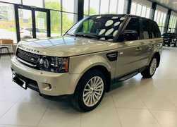 Пенза Range Rover Sport