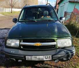 Барнаул Tracker 1999