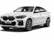 Минеральные Воды BMW X6 2021