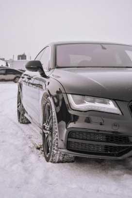 Екатеринбург Audi A7 2013