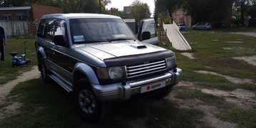 Омск Pajero 1997