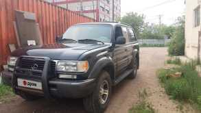 Улан-Удэ LX450 1997