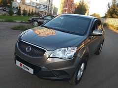 Красноярск Actyon 2011