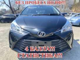 Владивосток Toyota Vitz 2018