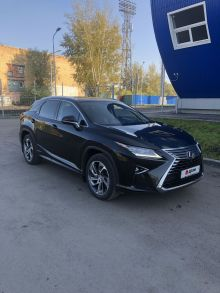 Красноярск RX450h 2016