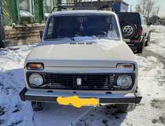 Иркутск 4x4 2121 Нива 1990