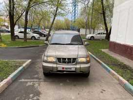Москва Sportage 2001
