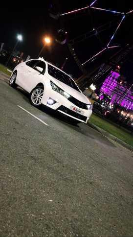 Сочи Corolla 2013