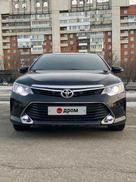 Хабаровск Toyota Camry 2016