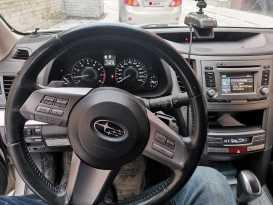 Сосногорск Subaru Legacy 2012